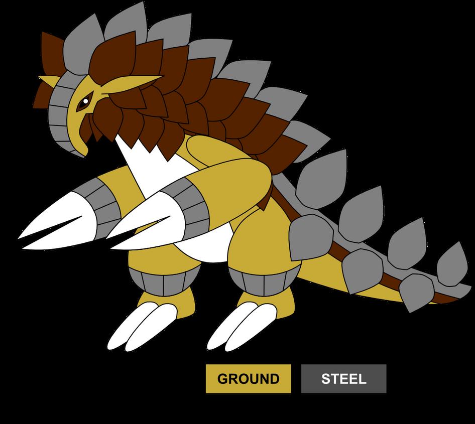 Pokemon Mega Sandslash Images | Pokemon Images