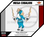 Mega Cobalion