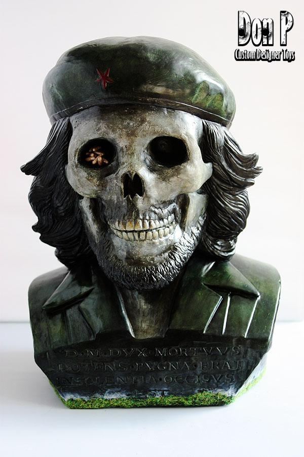 El Muerte by PatrickL