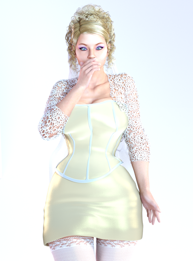 Olympia 6 wedding by psychicdelica