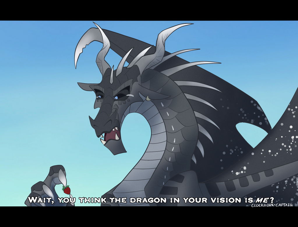 the dragon king by clockwork-captain