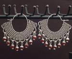 Double Twined Moroccan Earring