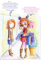 Fan Art Marie Lune-Yllya