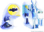 Batman by ozmoze