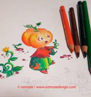 Pumpkin by Ozmoze-Land