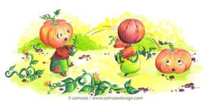 Pumpkin game by Ozmoze-Land