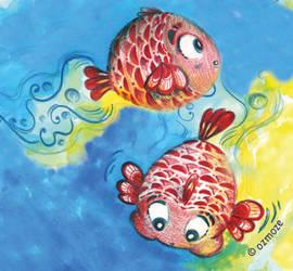 Comme un poisson dans l eau by Ozmoze-Land