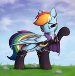 Rainbow Dash Sketch