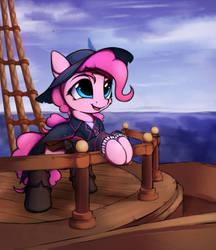 Pinkie Pie Sketch by HitBass
