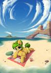 Beach holiday - Oasis