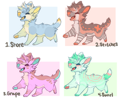Closed Furry Canine Adopt Adoptables PayPal Points