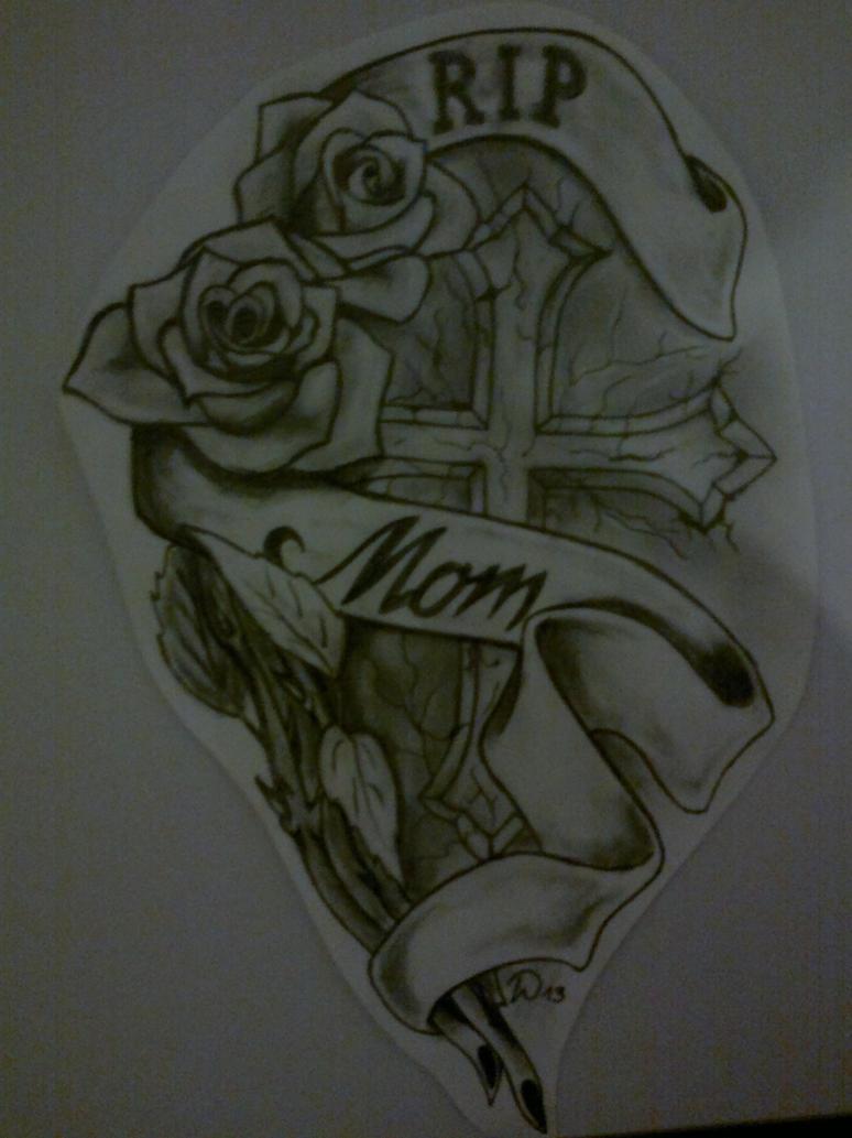 RIP Mom By ENEMYOFGOD-DW On DeviantArt