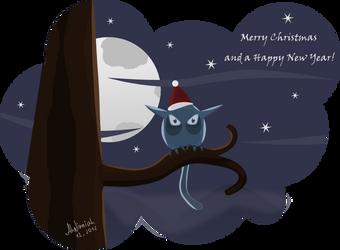 Happy Holidays by AhNinniah