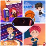 Fan Art SHINee I Want You MV by AhNinniah
