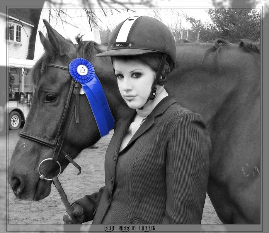 Blue Ribbon Winner by ...