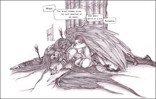.:: The Demon Falls ::.