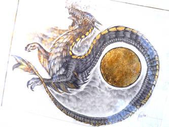 Dragon by InkWitchArts