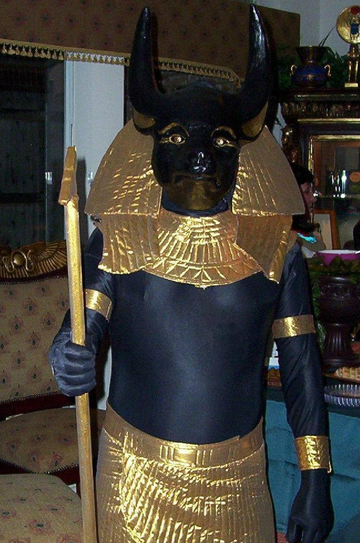 Anubis costume by Beishung