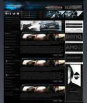 myDivision Screendesign