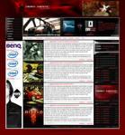 Team-Xentic Screendesign