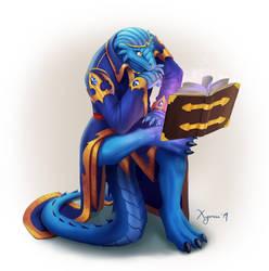 Rholin Orish by wesacer