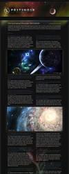 Feature 3: Pr3t3nd3r by theluminarium
