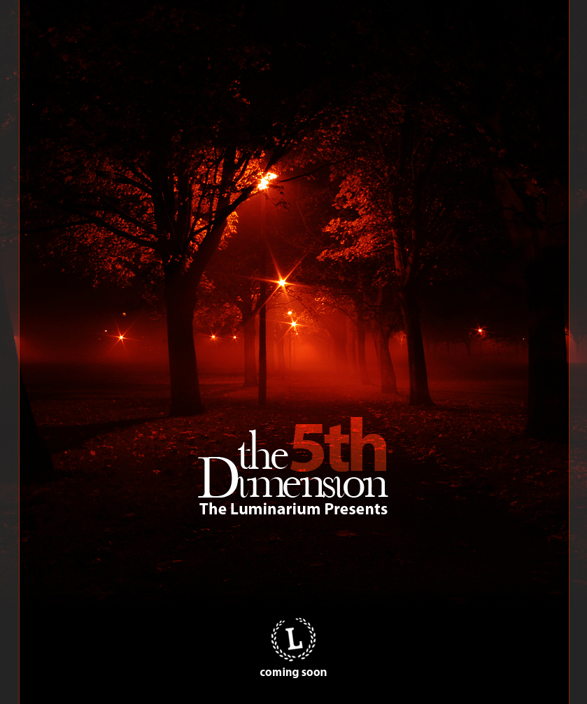 The 5th Dimension Teaser by theluminarium