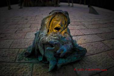 Anguish. by LUIS-A-GUEVARA