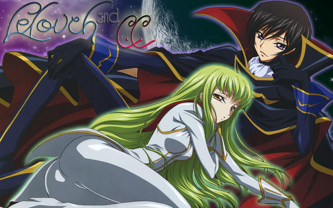 code geass lelouch and cc relationship help