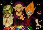 Wakfu Halloween