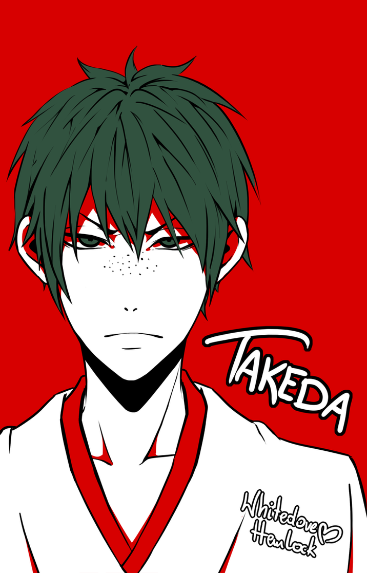 Takeda by WhitedoveHemlock