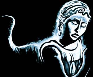 Weeping Angel by saturninesalamander