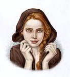 Ilviran priestess
