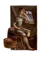 Deck Boy by Bergholtz