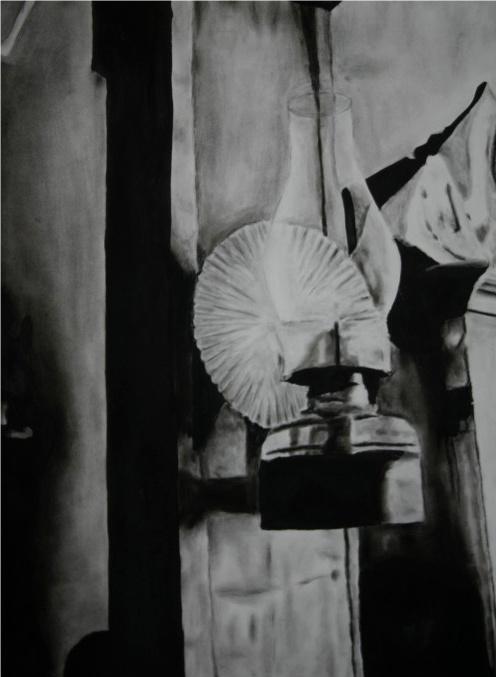 Lamp Still Life by decyf3r
