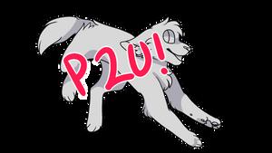 [P2U] Wolf Lineart/Base