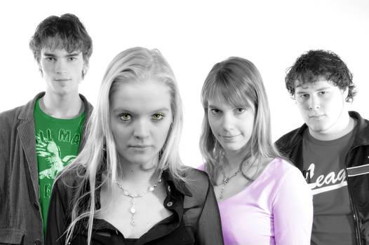 Rock band: HAZY