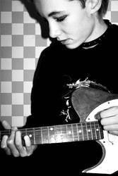 Rock child