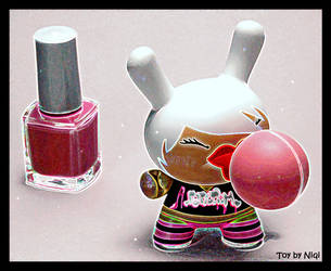 BubbleGirl by Niquita