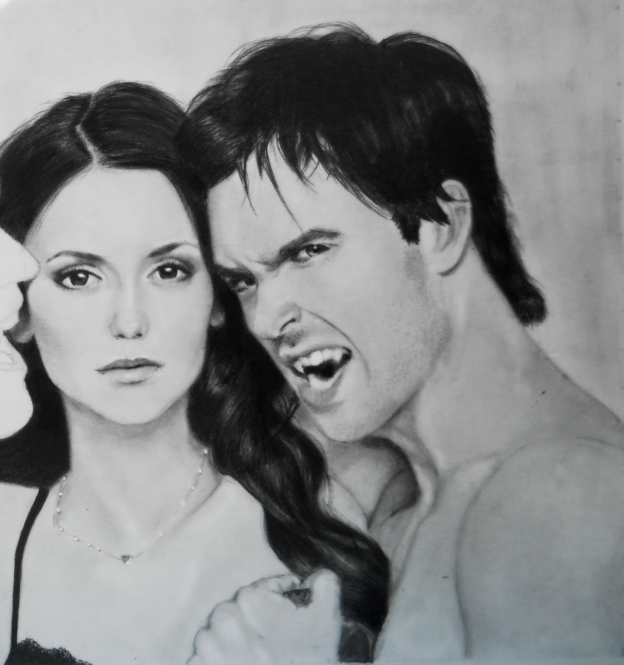 The Vampire Diaries Wip By Natlina On Deviantart