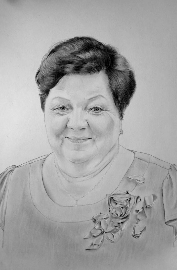 Portrait by Natlina