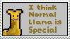 Plain Lama is Special by talnalninal