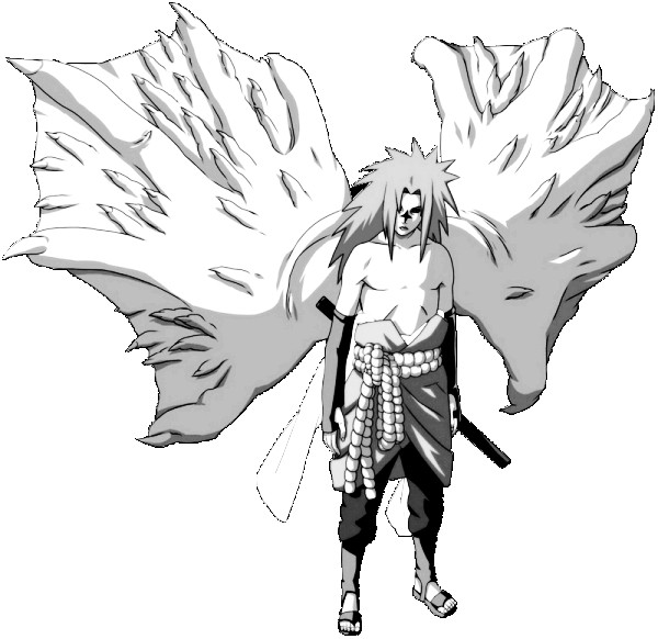 Sasuke curse mark thingy by PencilDude69 on DeviantArt