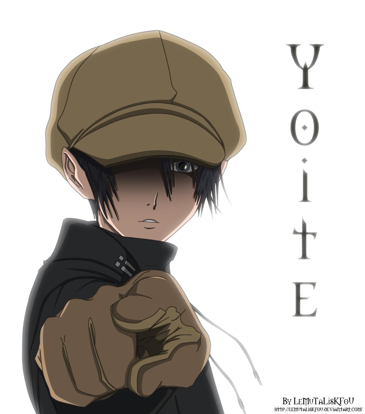 Nabari No Ou Miharu And Yoite Yoite by zombiemeena o...