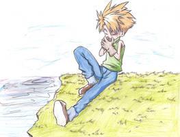 Ishida Yamato by digiomnimon