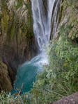 The Grand Waterfall.