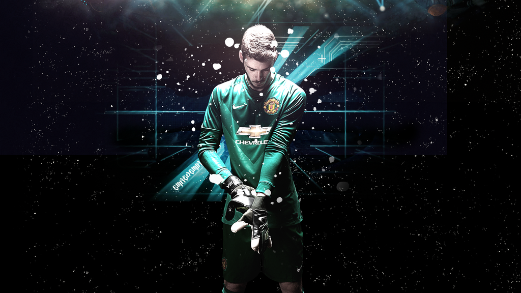 David De Gea Wallpaper By EmreDemirVisualArts On DeviantArt