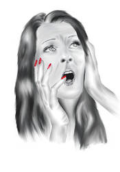 Isadora Fix is shocked by JXLNumber9