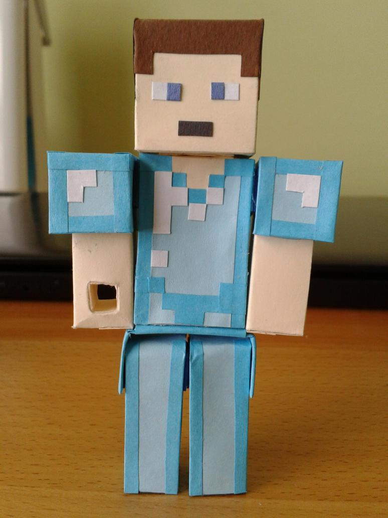 Steve by BuildMyPaperHeart