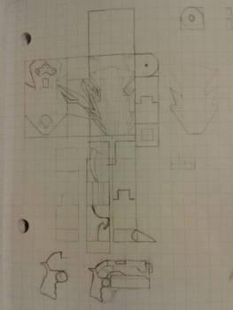 Excalibur Blueprint 2 by BuildMyPaperHeart